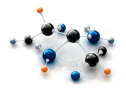 Структура молекулы ПВХ