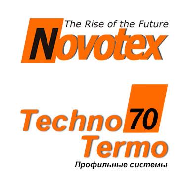 Профили Novotex Techno и Termo 70