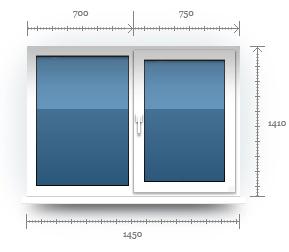 Стандартное окно для сравнения стоимости